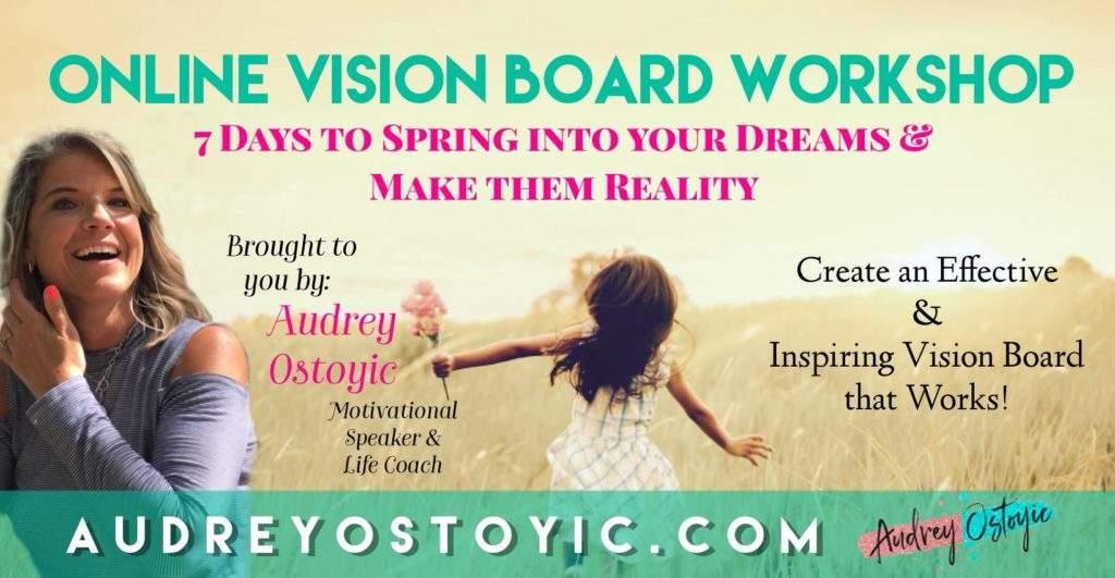 Online Vision Board Workshop