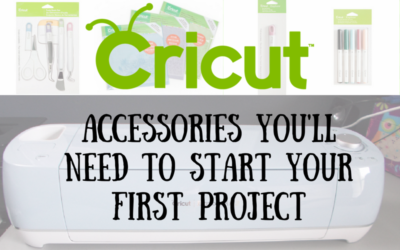 Cricut Accessories You'll Need to Get Started on Your First Project