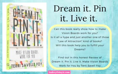 Dream it. Pin it. Live it. Make Vision Boards Work for you. Review