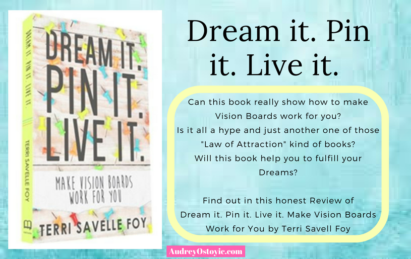 Dream it. Pin it. Live it. Review