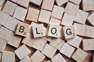 The history of the Blog