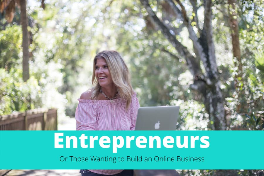 Entrepreneur Blog about Staring an online Business